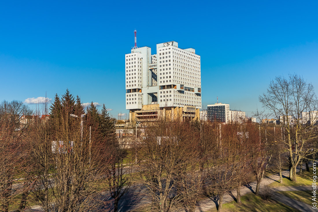 Калининград Дом советов