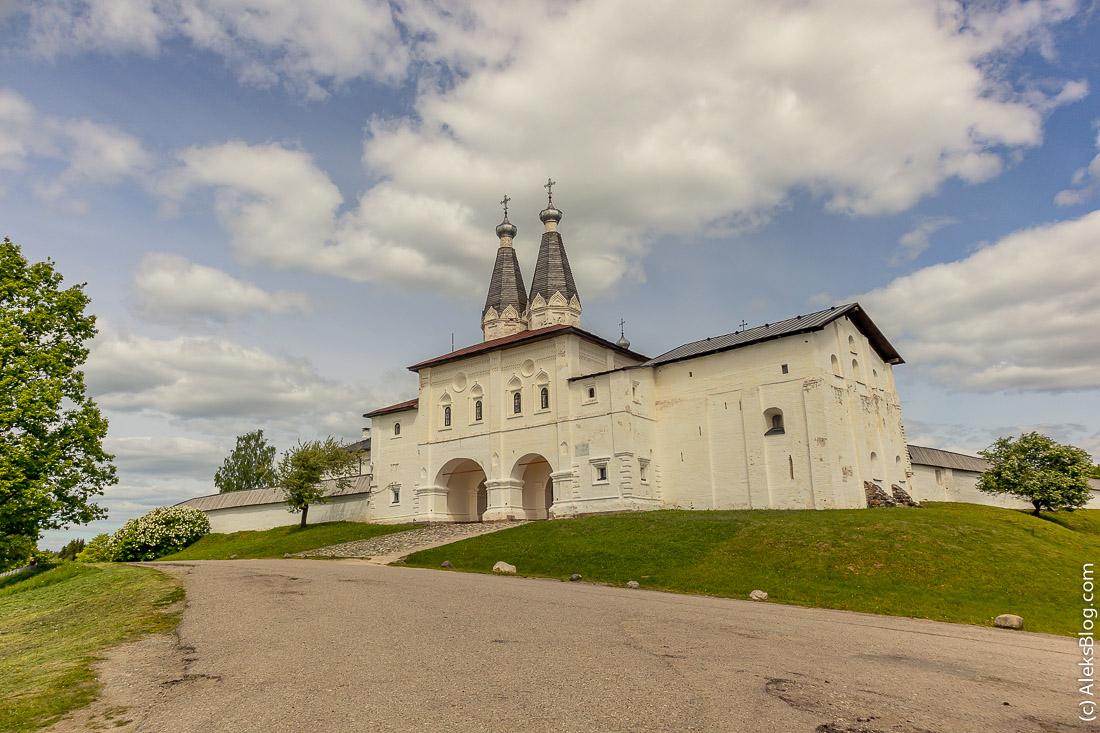 Ферапонтов Белозерский монастырь