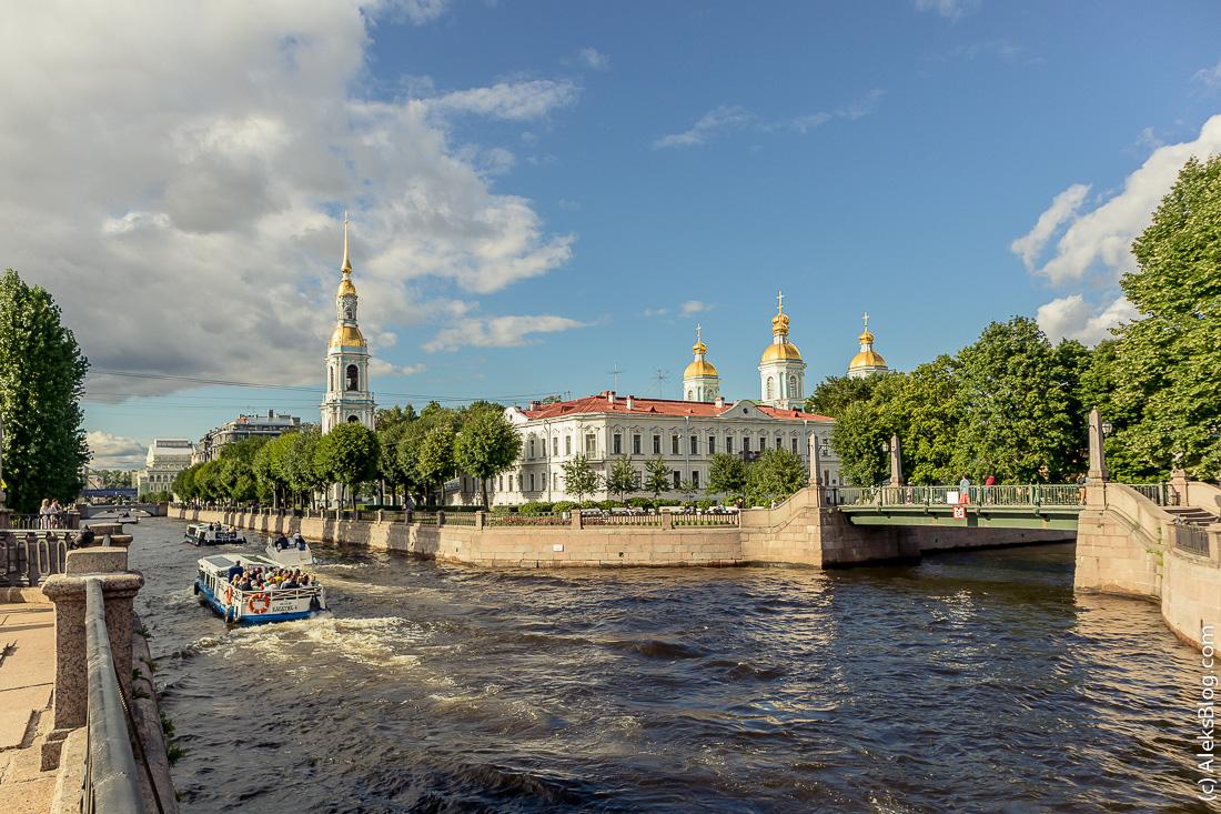 Коломна Петербург