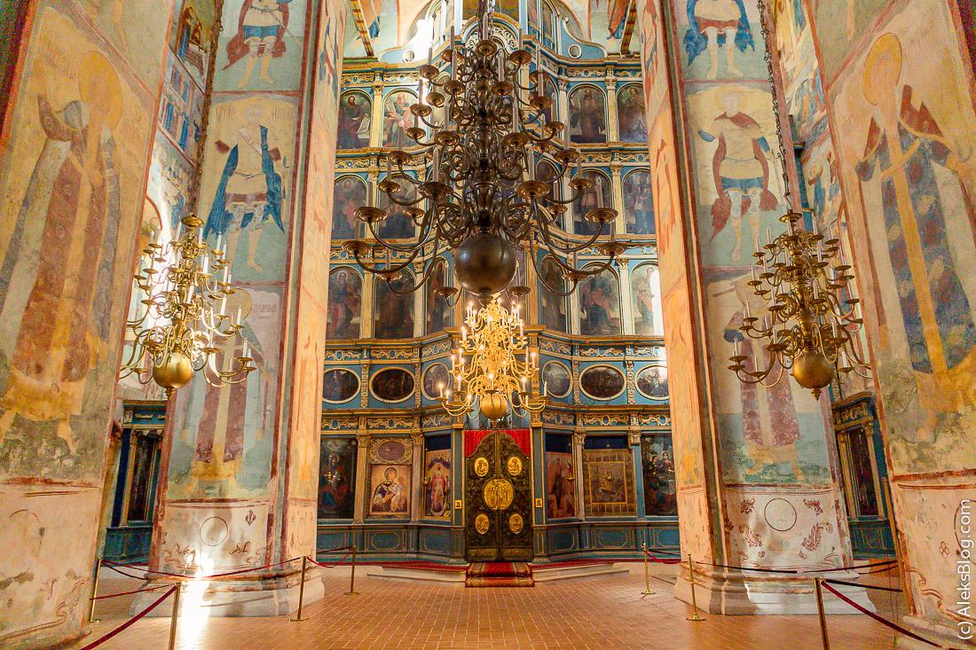 Вологда Софийский собор
