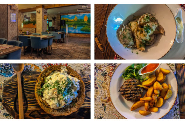 Где поесть в Йошкар-Оле
